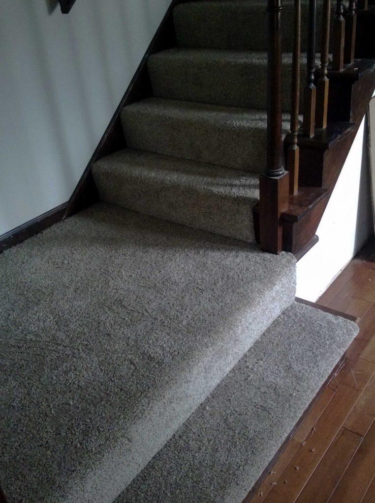 Clover stair
